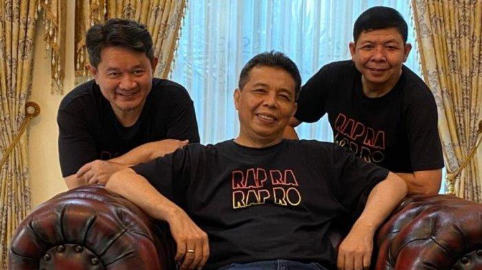 Diapari Sibatangkayu Harahap: Pertama di Dunia, Marga Harahap Menjadi Penyanyi Trio
