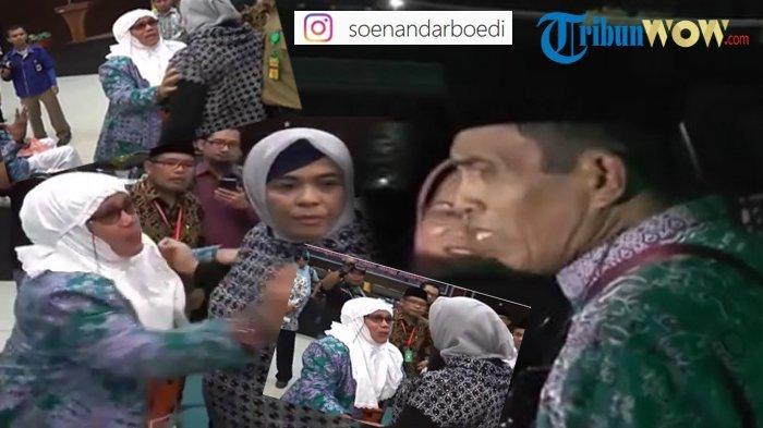Dibatalkan Naik Haji Detik-detik Keberangkatan, Lansia Ini Sampai Mohon-mohon