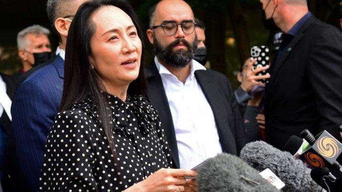 Sosok Bos Huawei, Putri Miliuner China yang Akhirnya Dibebaskan Setelah 3 Tahun Ditahan Kanada