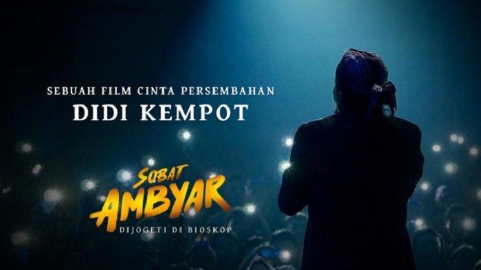 Film Sobat Ambyar Didi Kempot Tayang Mulai Hari Ini, Sutradara Ungkap Penyesalan karena Hal Ini