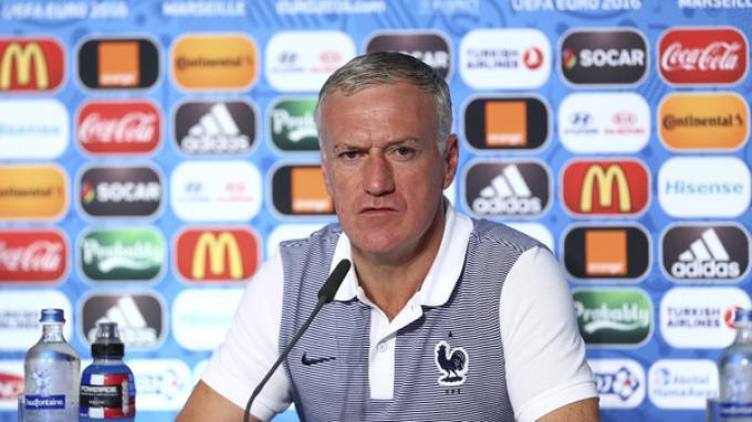 SIARAN LANGSUNG EURO Prancis vs Jerman, Didier Deschamps: Status Favorit Juara Tak Menjamin Apa-apa