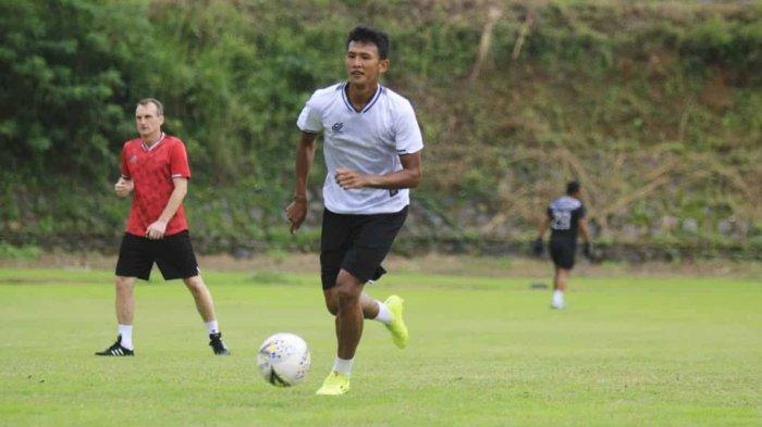 Timnas Indonesia Beri Kesempatan Kepada Didik Wahyu Wijayance Agar Jadi Pemain Inti, Begini Katanya