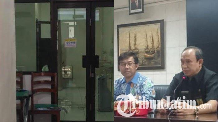 Diduga Idap Virus Corona, TKW Diisolasi di RSUD Sidoarjo, Dokter Kuak Kondisinya, Pasien Nangis