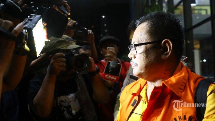 KPK Limpahkan Berkas Penyidikan Bupati Nonaktif Indramayu ke PN Bandung