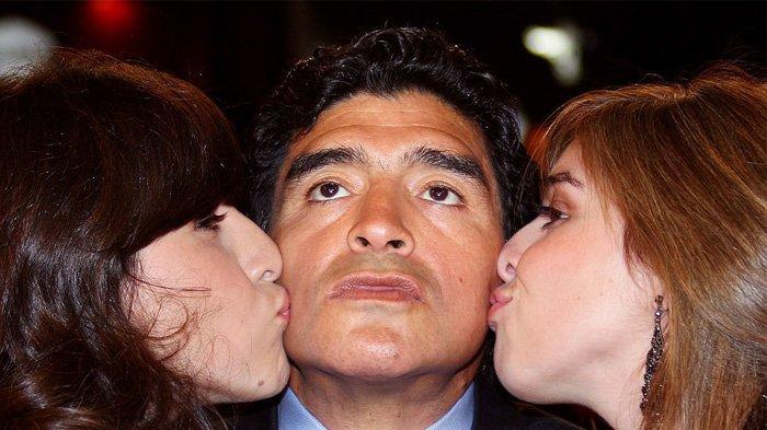 Sebanyak 16 Orang Kini Perebutkan Kekayaan Diego Maradona yang Mencapai 931 Miliar Rupiah