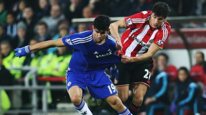 Sunderland vs Chelsea: Rapat Benar Pertahanan Sunderland