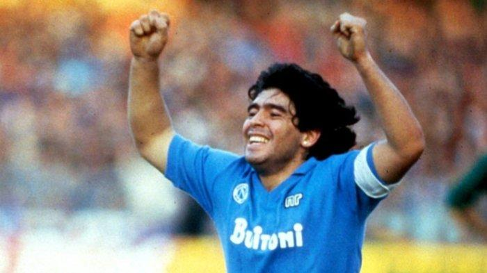 Polisi Argentina Selidiki Kematian Diego Maradona, Kantor Dokter yang Menanganinya Digeledah