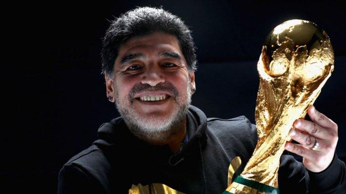 Kenang Mendiang Diego Maradona, Valentino Rossi Unggah Video Kebersamaan: Pesulap dari Sepak Bola