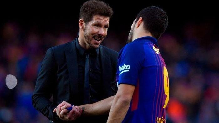 'Magic' Diego Simeone Bisa Bikin Luis Suarez Langsung Nyetel dengan Atletico Madrid dalam 30 Detik