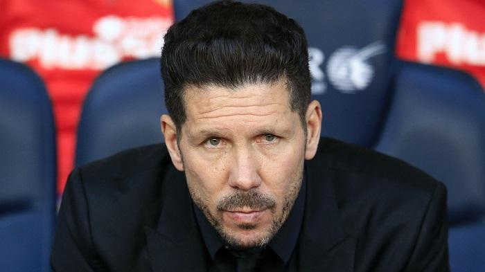 Diego Simeone Pangkas Kontrak Kerja di Atletico Madrid Kabarnya Ingin Latih Inter Milan