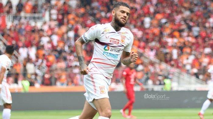 Arema FC Bakal Diperkuat DiegoMichiels di Musim Kompetisi Liga 1 2021