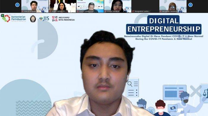 Saat Pandemi, Generasi Muda Diajak Berwirausaha dengan Digital Marketing