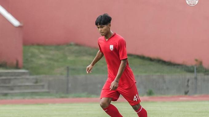Harapan Besar Pemain Persis Solo Setelah Ikuti TC Timnas Indonesia U-18, Dika: Saya Optimis Bersaing