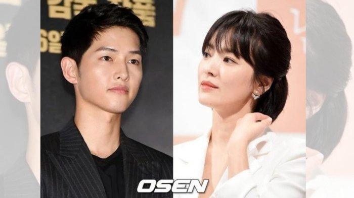 Dilanda Konflik Perceraian, Song Joong Ki Syuting Film Baru, Song Hye Kyo Umumkan Agenda Terdekat