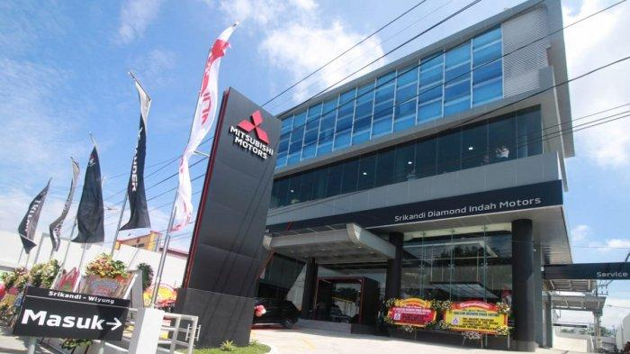 Dealer Mitsubishi Motors Ke-129 Beroperasi di Kawasan Wiyung, Surabaya Barat