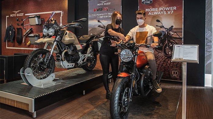 Diler Premium Motoplex Piaggio, Vespa, Aprilia dan Moto Guzzi Buka di Surabaya 1
