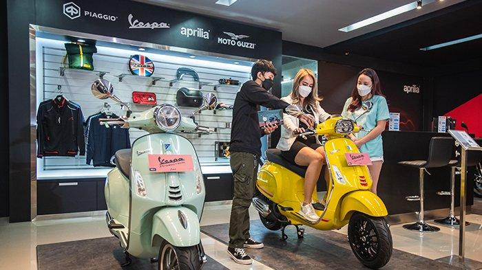 Perluas Jangkauan, Diler Premium Motoplex Piaggio, Vespa, Aprilia dan Moto Guzzi Buka di Surabaya