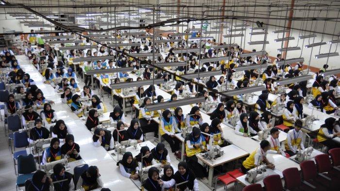 Gelar Diklat, BDI Cetak Tenaga Kerja Siap Pakai