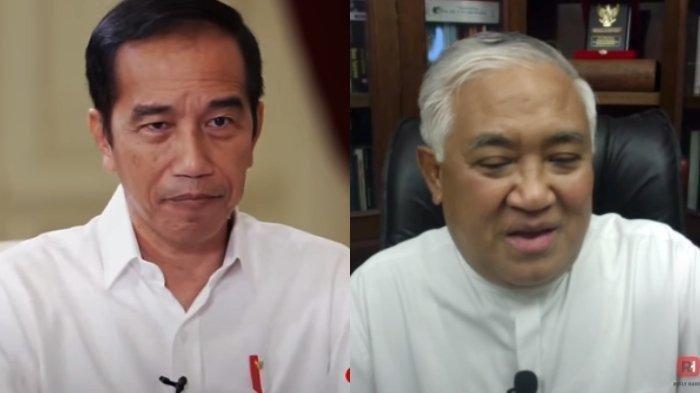 Soal POP Kemendikbud, Din Syamsuddin Bilang Bukan Salah Nadiem Makarim Tapi Salah Jokowi