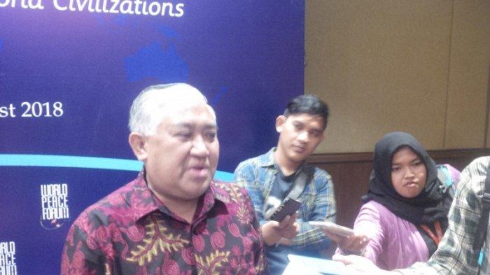 Din Syamsuddin Tegaskan KAMI Sebagai Gerakan Moral