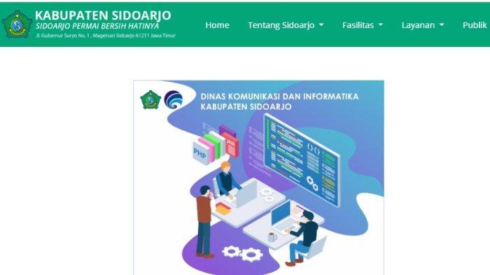 Lowongan Kerja Dinas Komunikasi dan Informatika Kabupaten Sidoarjo, Pendidikan Minimal Diploma