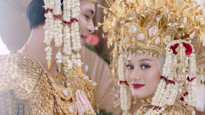 Pasangan Artis yang Menikah dengan Adat Palembang, Selanjutnya Ada Ria Ricis