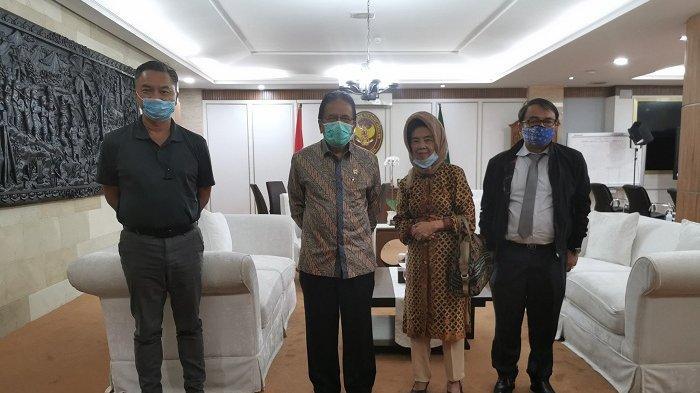 Temui Menteri ATR, Dino Patti Djalal Dapat Jaminan Komplotan Mafia Tanah Rumahnya Dikejar