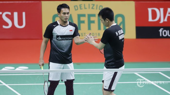 REKAP Hasil Thailand Open 2021 Hari Ini, 6 Wakil Indonesia ke Babak 8 Besar, Fajar/Rian Tersisih