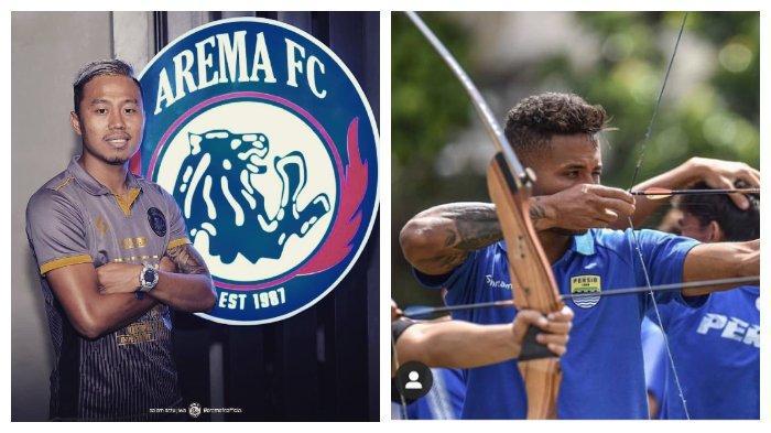 Prediksi Susunan Pemain Arema FC vs Persib Bandung, Dipenuhi Rivalitas, Panggung Yudo & Wander Luiz