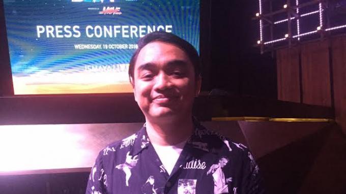 DJ Dipha Barus Rasakan Industri Kreatif Semakin Dihargai Sejak Jokowi Jadi Presiden