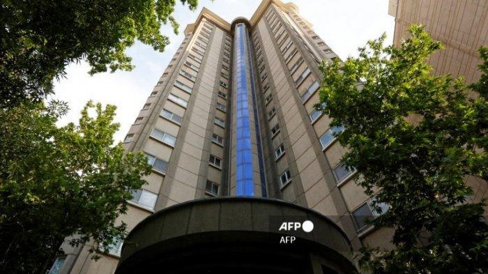 Diplomat Senior Swiss di Iran Ditemukan Tewas Diduga Jatuh dari Gedung Tempat Tinggalnya