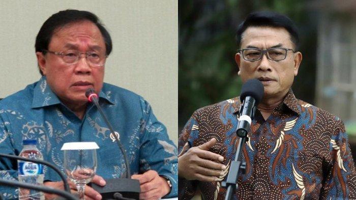 Pernah Sama-sama Jadi Anak Buah SBY, Dipo Alam Sentil Moeldoko: Berharap Adab TNI Dijaga, Kini Pupus