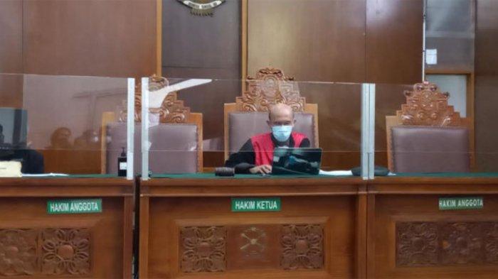 Hakim Pengadilan Negeri Jakarta Selatan menolak gugatan Praperadilan atas nama Dipo Latief, terhadap kasusnya dengan Nikita Mirzani, Selasa (7/9/2021).