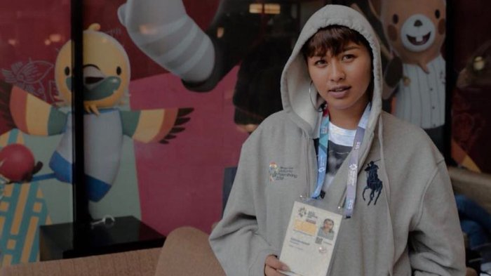 Tampil Memukau di Penutupan Asian Games 2018, Dira Sugandi Dipuji Donghae Super Junior Lewat DM IG