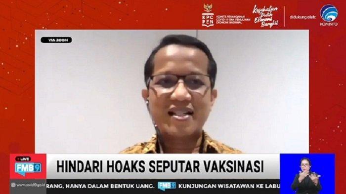 AstraZeneca Nilai Indonesia Tak Main-main Soal Pemberian Izin Darurat Vaksin Covid-19