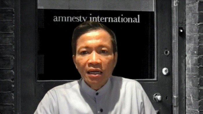 Usman Hamid: Komnas HAM Bisa Panggil Paksa Pimpinan KPK