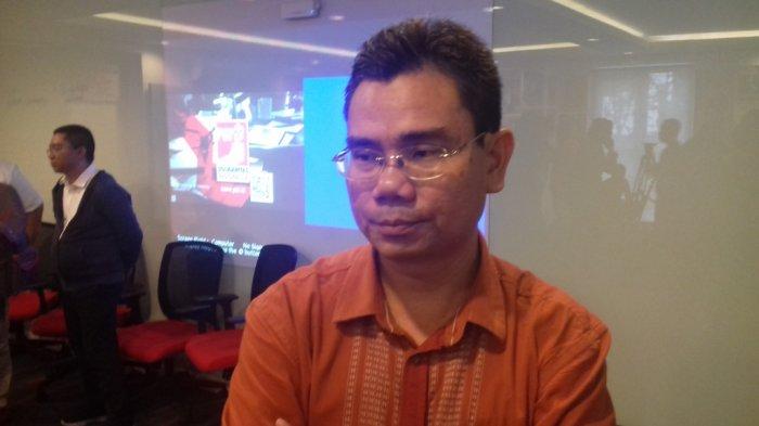 Direktur Eksekutif SMRC, Djayadi Hanan