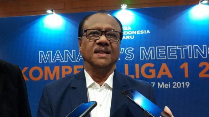 Awas Mafia Bola Jalankan Tugasnya di akhir-akhir kompetisi Liga 1 2019 kata Dirk Soplanit