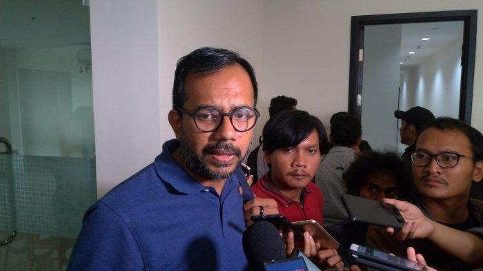 Soal Kasus Suap Komisioner KPU, Haris Azhar Tanya Keberadaan Ketua KPK Firli Bahuri: Kok Gak Nongol?