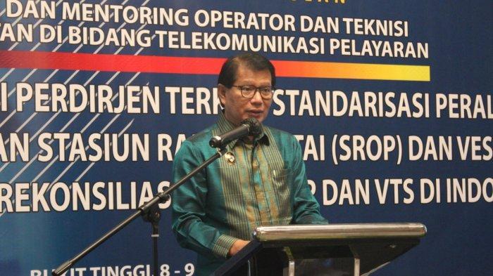 Genjot Kompetensi Teknisi Telekomunikasi Pelayaran, Kemenhub Gelar Sosialisasi dan Mentoring