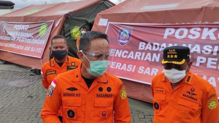 Sejumlah Tim Evakuasi Sriwijaya Air Reaktif Covid-19, Basarnas Pastikan Petugas di Lapangan Sehat