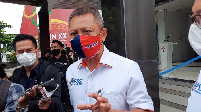 PSSI dan PT LIB Terus Berupaya Mendapatkan Izin Resmi dari Pihak Kepolisian