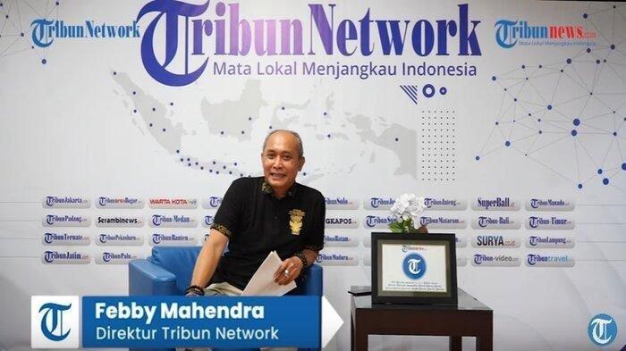HUT DPD RI ke-17, Direktur Tribun Network: Jaga Amanah Seluruh Masyarakat Indonesia