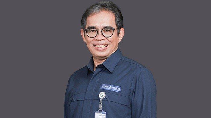 Direktur Perluasan dan Pelayanan Peserta BPJS Kesehatan David Bangun.