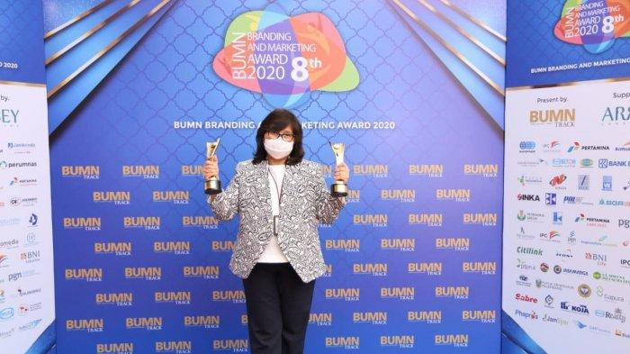 Anak Usaha Telkom Raih Penghargaan Berskala Global