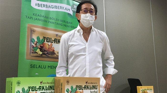 Gelontorkan Rp 700 Juta, Sido Muncul Bantu UMKM Warung Nasi Tetap Bertahan
