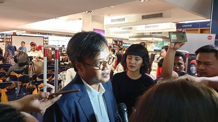 Direktur Utama AirAsia Indonesia, Dendy Kurniawan