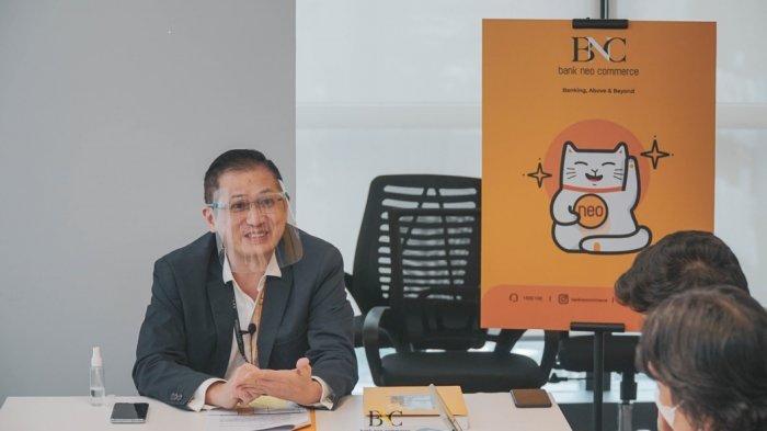Naik 30 Persen, Bank Neo Commerce Salurkan Kredit Rp 3,8 Triliun di Semester I 2021