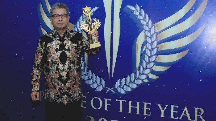 Dirut BRI Sunarso Dinobatkan Sebagai Best CEO of The Year