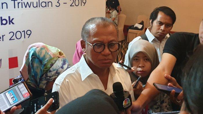 Direktur Utama PT Bukit Asam Tbk (PTBA) Arviyan Arifin